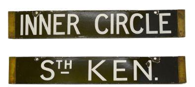 Inner Circle/South Ken
