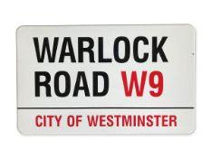 Warlock Road W9
