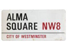Alma Square NW8