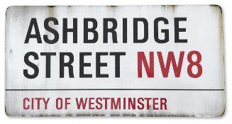 Ashbridge Street NW8