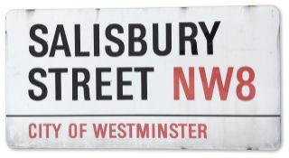 Salisbury Street NW8