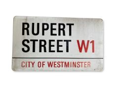 Rupert Street W1