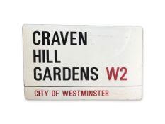 Craven Hill Gardens W2