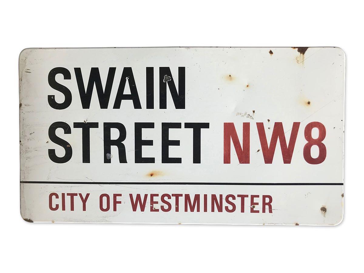 Swain Street NW8