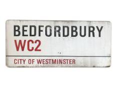 Bedfordbury WC2