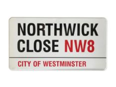 Northwick Close NW8