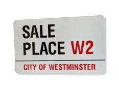 Sale Place W2