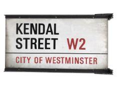Kendal Street W2