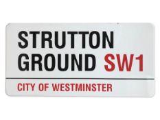 Strutton Ground SW1