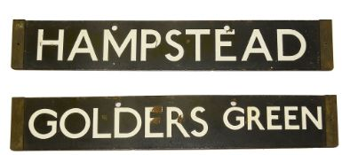 Golders Green/Hampstead