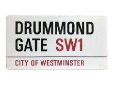 Drummond Gate SW1