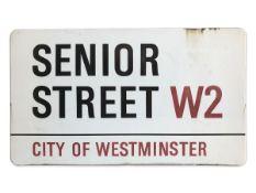 Senior Street W2