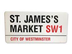 St. JamesÕs Market SW1