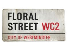 Floral Street WC2