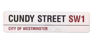 Cundy Street SW1