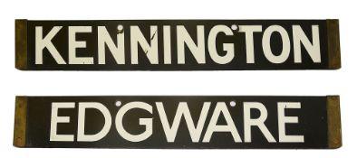 Edgware/Kennington