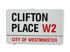 Clifton Place W2