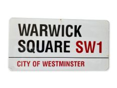 Warwick Square SW1