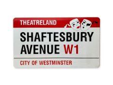 Shaftesbury Avenue W1 Theatreland
