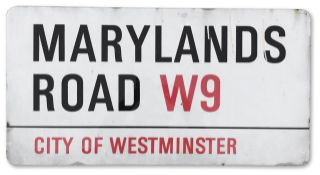 Marylands Road W9