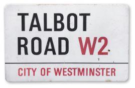 Talbot Road W2