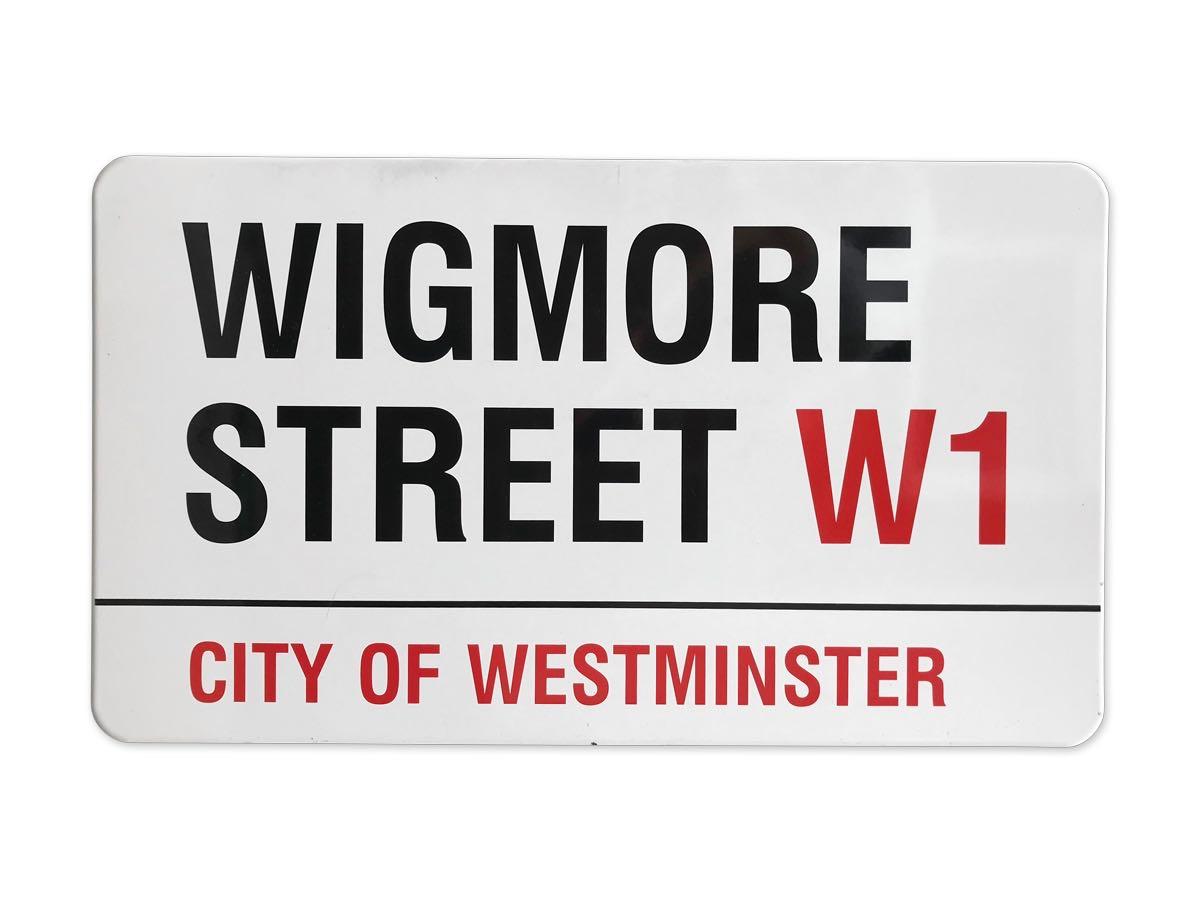 Wigmore Street W1