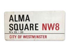 Alma Square Nos 25-39 NW8