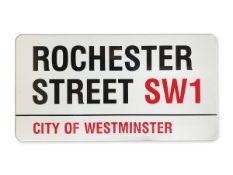 Rochester Street SW1