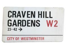 Craven Hill Gardens 23-42 W2