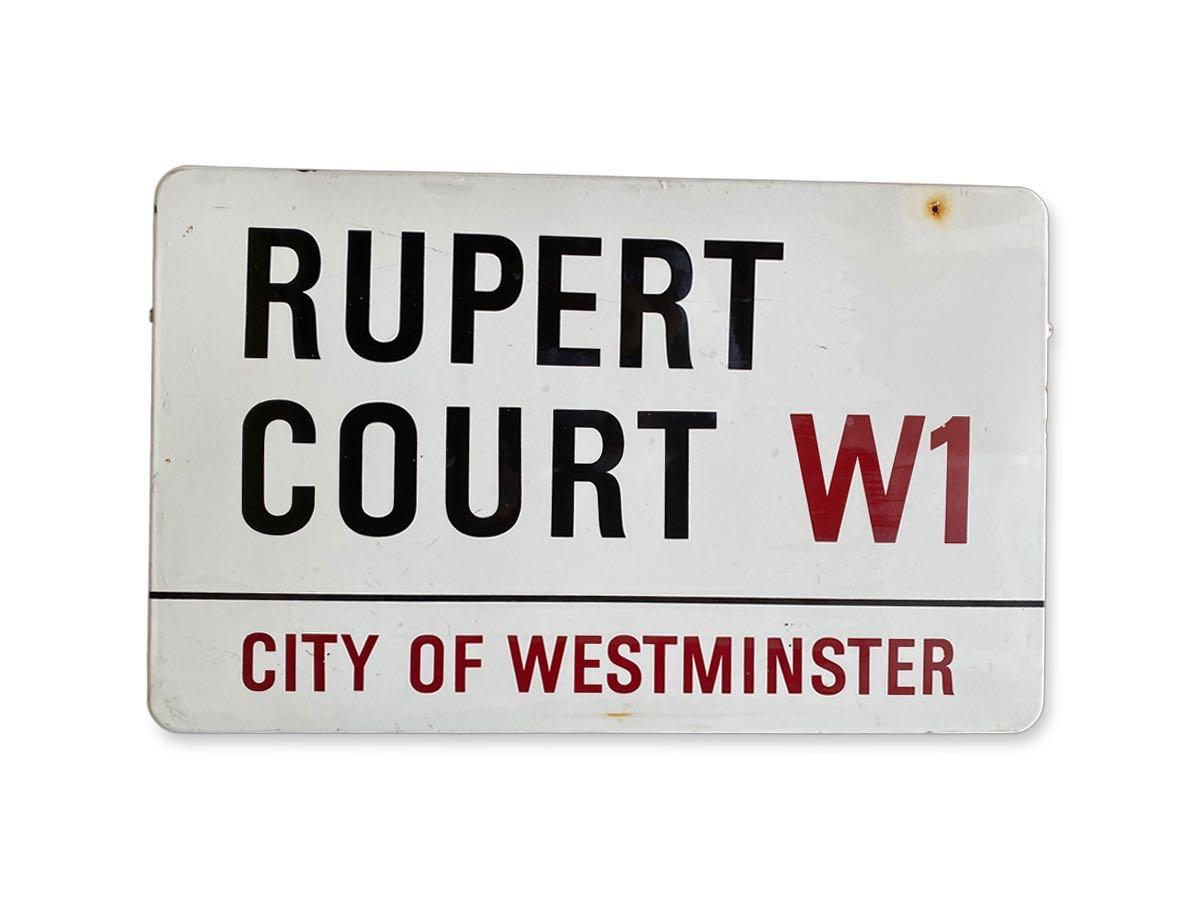 Rupert Court W1