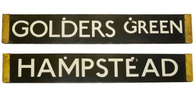 Hampstead/Golders Green