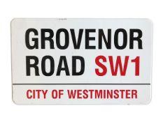 Grovenor Road SW1