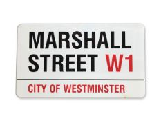 Marshall Street W1
