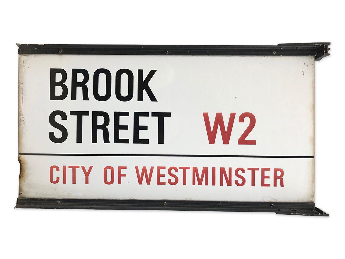 Brook Street W2