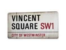 Vincent Square SW1