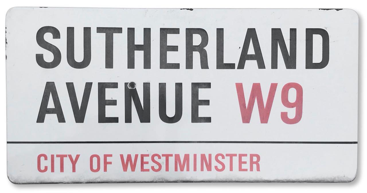 Sutherland Avenue W9