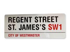 Regent Street St. James's SW1