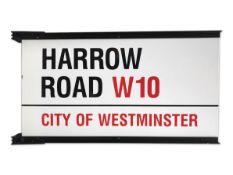 Harrow Road W10