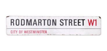 Rodmarton Street W1