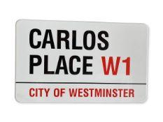Carlos Place W1