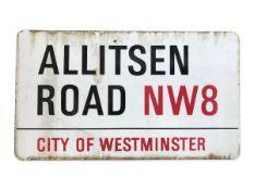 Allitsen Road NW8