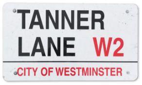 Tanner Lane W2