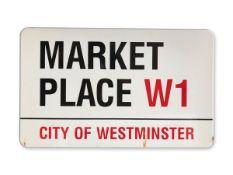 Market Place W1