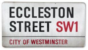 Eccleston Street SW1