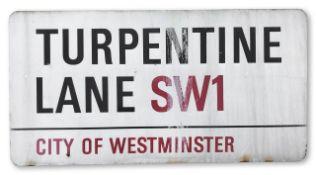 Turpentine Lane SW1