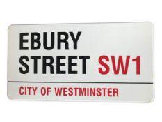 Ebury Street SW1