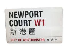 Newport Court W1