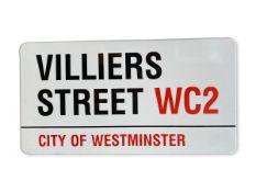 Villiers Street WC2