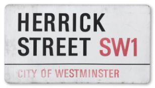 Herrick Street SW1