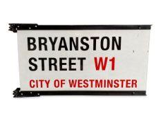 Bryanston Street W1